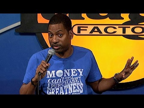 Tony Rock - The Whitest Thing Ever (Stand Up Comedy)