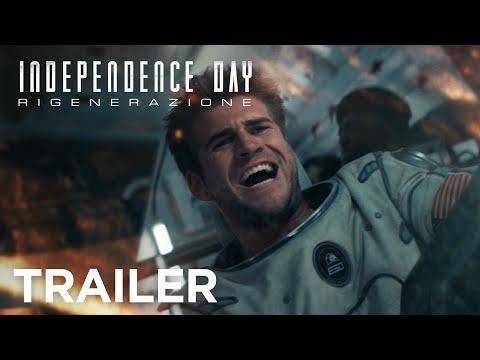independence day: rigenerazione - secondo trailer ufficiale (hd)