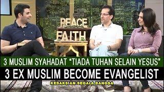 Video 3 Muslim syahadat 'Yesus Tuhan' Masuk Kristen Jadi Penginjil MP3, 3GP, MP4, WEBM, AVI, FLV Agustus 2017