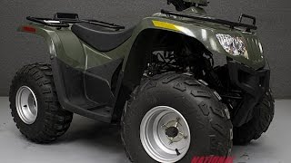 4. 2009  ARCTIC CAT  90 AUTOMATIC 2X4 - National Powersports Distributors