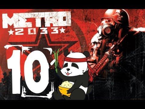 Метро 2033 - ФИНААААЛ!! =D
