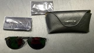 Merry's Sunglasses Unboxing