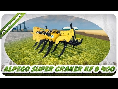 Alpego Super Craker kf 9400 v1.0 MR
