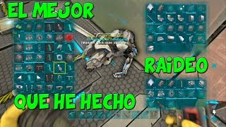 RAIDEO MULTIMILLONARIO ARMADURAS TEK ARK SURVIVAL EVOLVED PS4 2018
