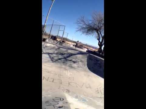 Air Vaca skate park