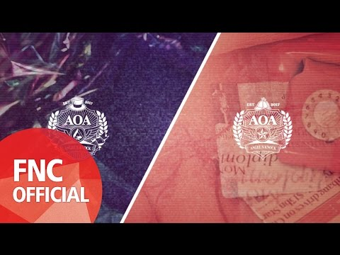 AOA - ANGEL'S KNOCK Highlight Medley