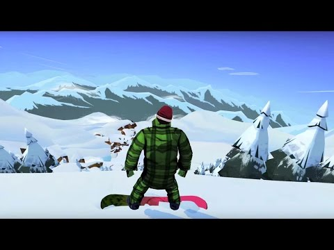 Snowboarding The Fourth Phase | Game Trailer
