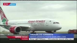 Kenya Airways On The Path Of Recover Even As It Makes Ksh 26 Billion Loss