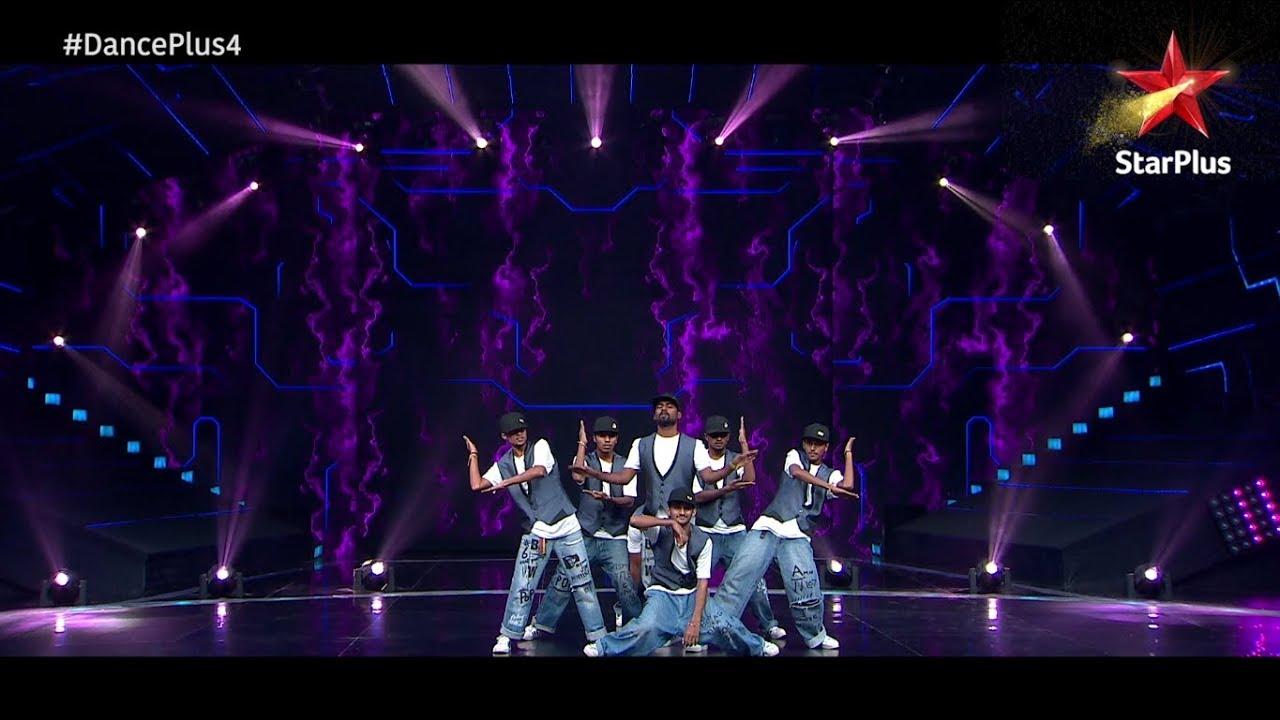 Dance+ 4 | Chandigarh Popper's Dream