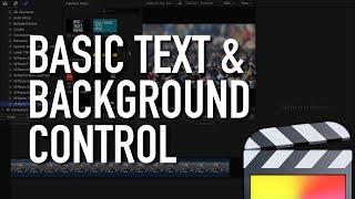 Tutorial 1- XEffects Viral Video Thirds plugin for Final Cut Pro X FCPX