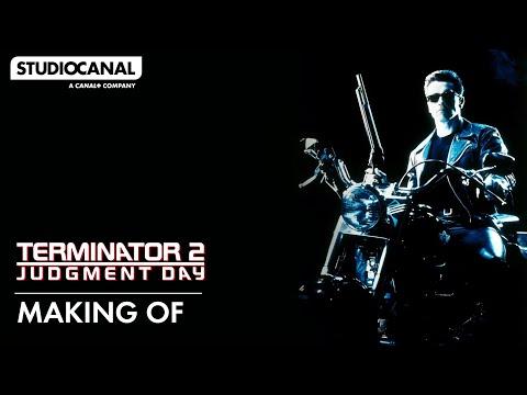THE MAKING OF TERMINATOR 2 - Starring Arnold Schwarzenegger and Linda Hamilton