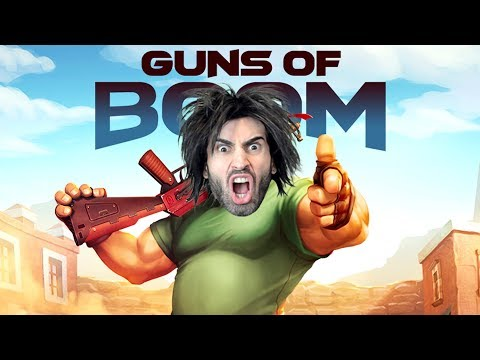 GUNS OF BOOM With Terrible Tommy!