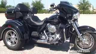 9. Used 2012 Harley Davidson Tri Glide Trike for sale - Sarasota, FL
