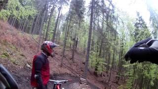Bear on the Bikepark // FULL UNCUT VERSION // Malino Brdo