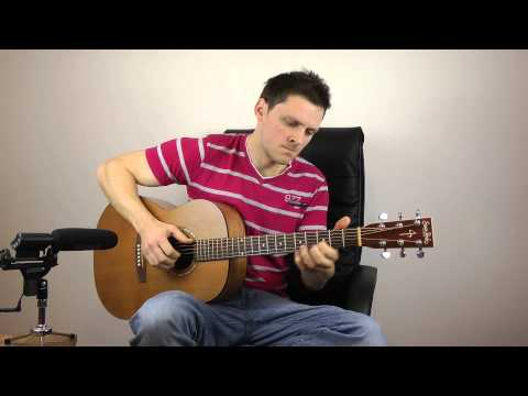 The Beatles – Let It Be – Fingerstyle Guitar / Acoustic Interpretation