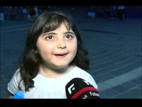 نجوم the voice kids  أحيوا امسية من ليالي مهرجانات البترون الدولية