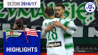 Download Video Lechia Gdańsk - Cracovia 4:2 [skrót] sezon 2016/17 kolejka 23 MP3 3GP MP4