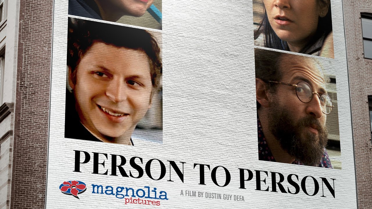In a city of 8 million people there are bound to be a few Good Stories. Watch Michael Cera in 'Person to Person' with Ensemble Cast