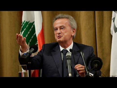 La justice française enquête sur le patrimoine du gouverneur de la banque centrale du Liban