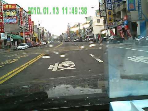 行車記錄器意外錄下的靈異事件!!