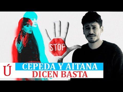Cepeda y Aitana dicen basta tras el caso Ricky Vicente Operación Triunfo 2017