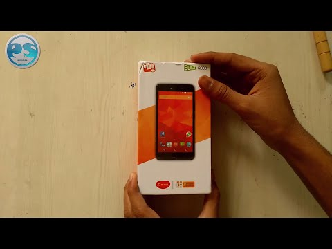 Micromax Bolt Q338 (Best and Affordable HD Smartphone) Unboxing !!!