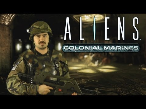 review - For more Visit: http://angryjoeshow.com/2013/02/aliens-cm-angry-review/