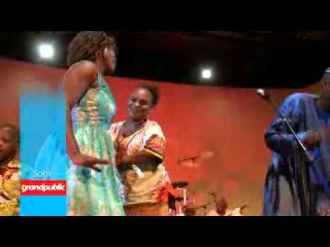 Concert Sagbohan à l'institut Français de Cotonou