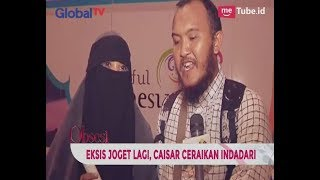 Video Tak Rela & Malu Punya Suami Entertain, Caisar Ikhlas Ceraikan Indadari - Obsesi 20/08 MP3, 3GP, MP4, WEBM, AVI, FLV Agustus 2017