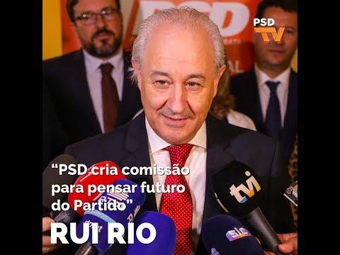 PSD cria comissão para pensar o futuro do Partido e do sistema político