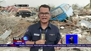 Video Live Report Perkembangan Hari Terakhir Evakuasi Kota Palu   NET12 MP3, 3GP, MP4, WEBM, AVI, FLV Desember 2018