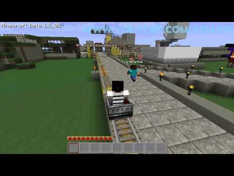 Веселье в Мультиплеере Minecraft - Просто Тупим, Оки