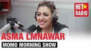 ASMA LMNAWAR DANS LE MORNING DE MOMO SUR HIT RADIO - 16/04/14