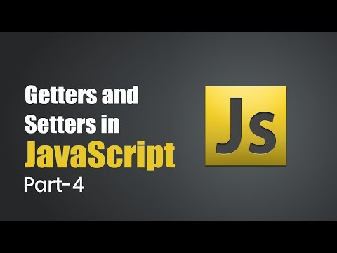 Learn Getters And Setters In Javascript| Part4 | Eduonix