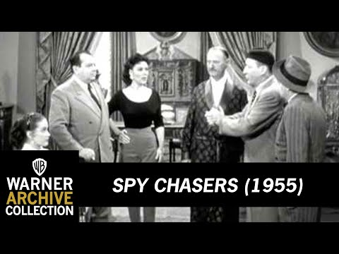 Spy Chasers (Trailer)