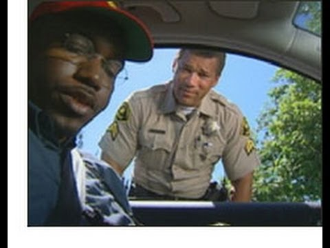 Police Racial Profiling +  📕 David Spates video diary # 32