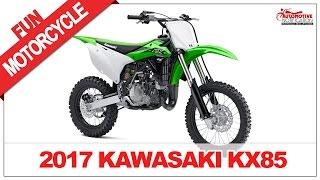 2. 2017 Kawasaki KX85 Price & Spec