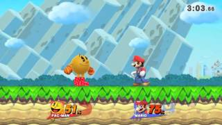 How did Mario not snap to the ledge? 3:10