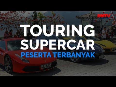 Touring Supercar Peserta Terbanyak