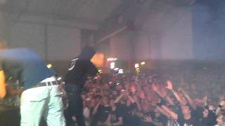 Video Stagediving Angerfist @ Toxicator, Mannheim MP3, 3GP, MP4, WEBM, AVI, FLV November 2017