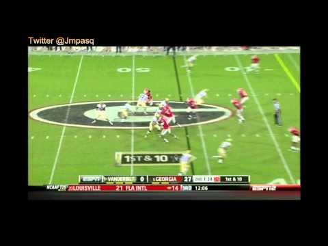Jordan Matthews vs Georgia 2012 video.
