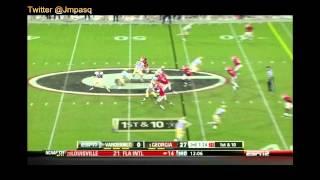 Jordan Matthews vs Georgia (2012)