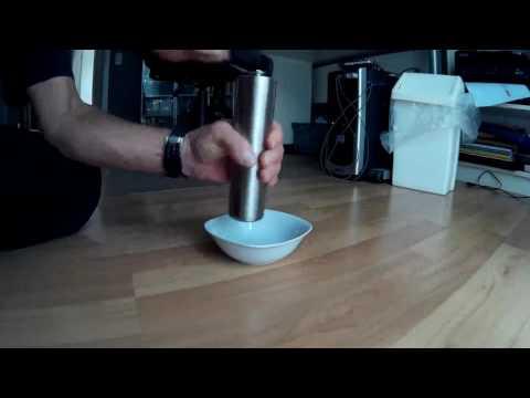 Manuelle KaffeemüHle, Oria® Hand KaffeemüHle, Beim Zelten immer frischen Kaffee
