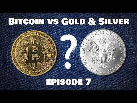 Bitcoin vs Gold & Silver - Episode 7 – Price to Soar or Collapse?