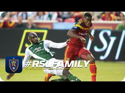 Video: HIGHLIGHTS: Real Salt Lake vs Portland Timbers - April 19, 2014
