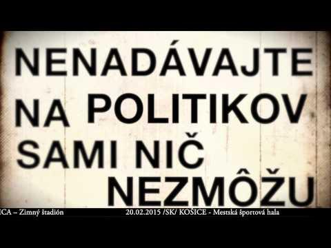 INEKAFE - Nenadávajte na politikov