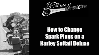 8. How to Change Spark Plugs on a Harley Softail Deluxe