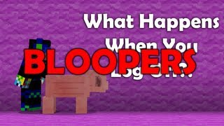 Bloopers: What Happens When You Log Off (ItsJerryAndHarry)