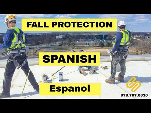 Caidas Osha En Espanol - OSHA Fall Spanish - OSHA Training In Spanish 978.767.0630