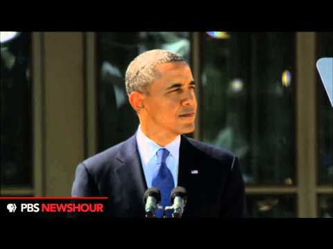 bush - President Obama spoke about President Bush's character, love of country and resolve in the days following the terrorist attacks on September 11, 2001.